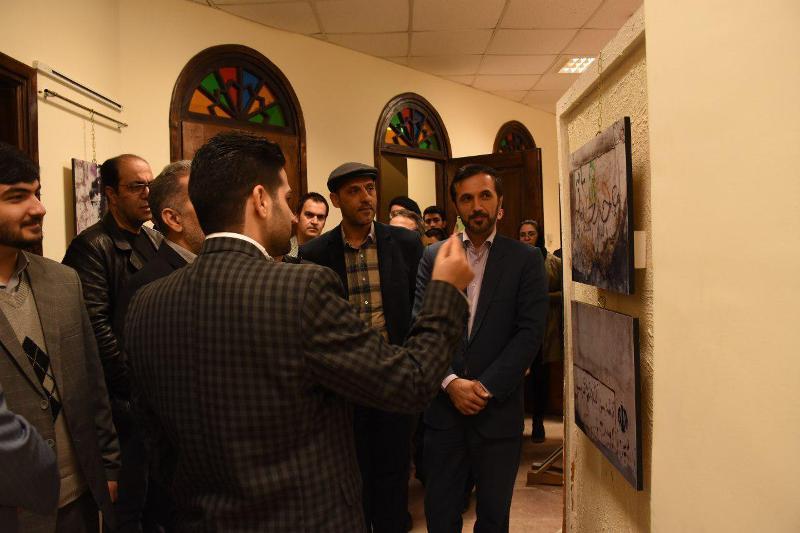 افتتاح نمایشگاه عکس تاریخ جاودانه 2