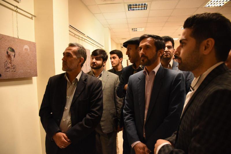 افتتاح نمایشگاه عکس تاریخ جاودانه 6
