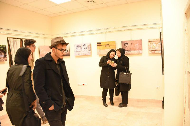افتتاح نمایشگاه عکس تاریخ جاودانه 7