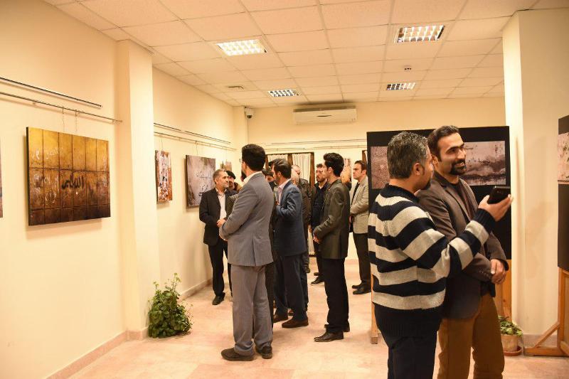 افتتاح نمایشگاه عکس تاریخ جاودانه 4