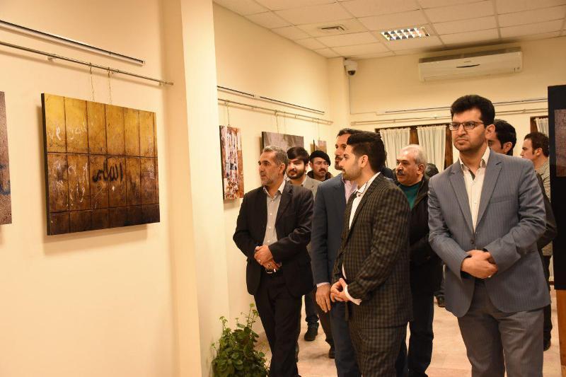 افتتاح نمایشگاه عکس تاریخ جاودانه 5