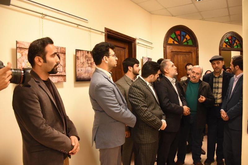 افتتاح نمایشگاه عکس تاریخ جاودانه 3