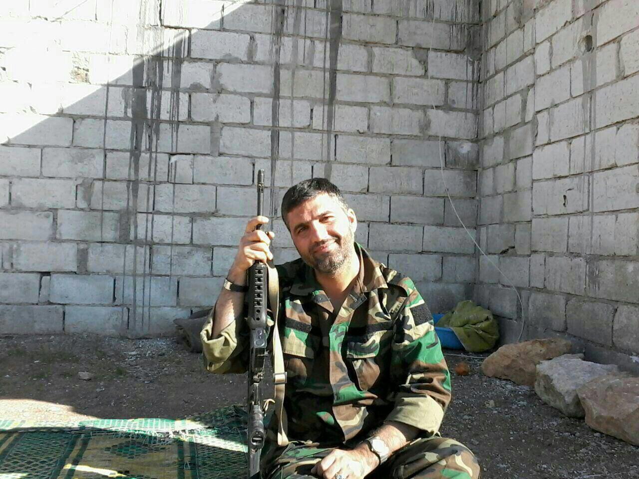 شهید فریدون احمدی