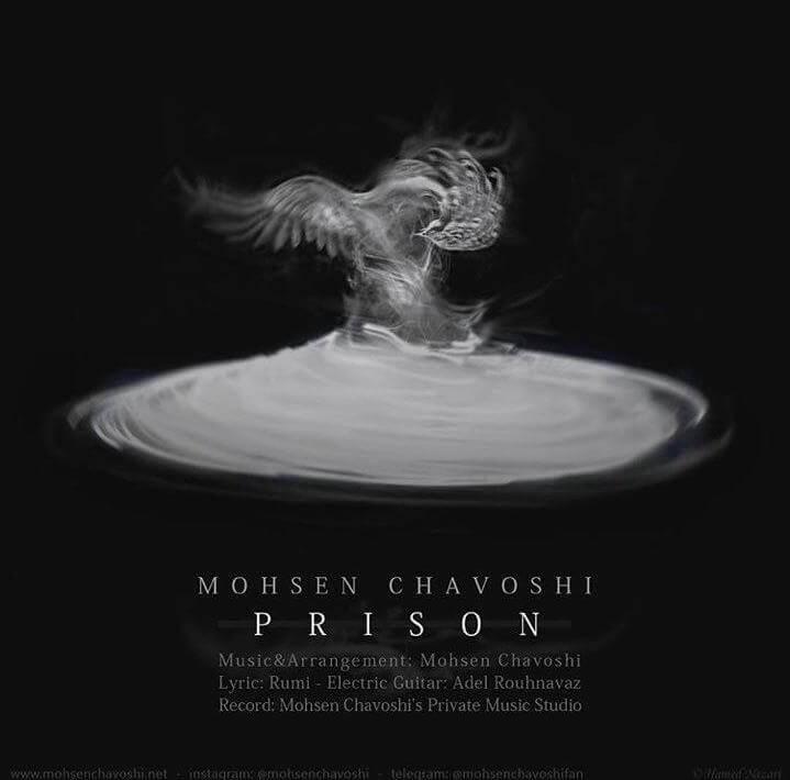 محسن چاوشی به نام زندان