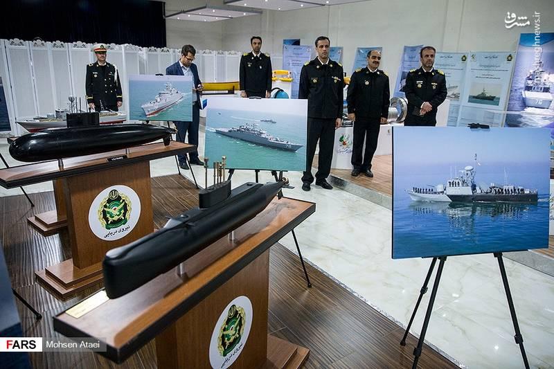دستاورد های جدید نیروی دریایی ارتش (2)