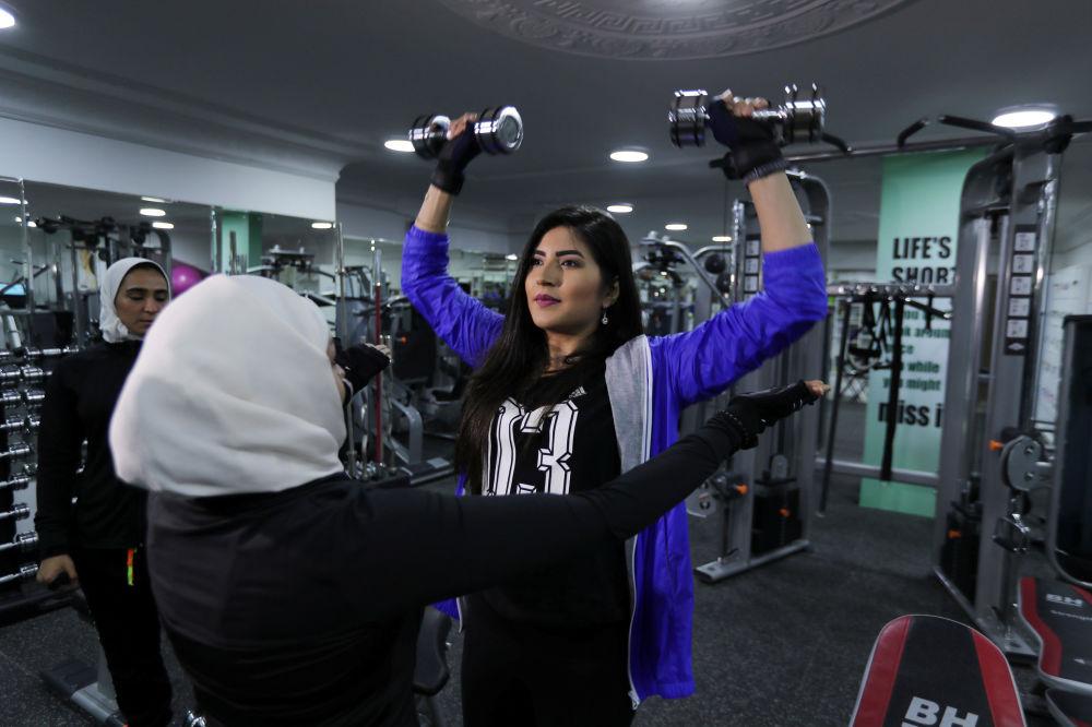 بدنسازی زنان در عربستان