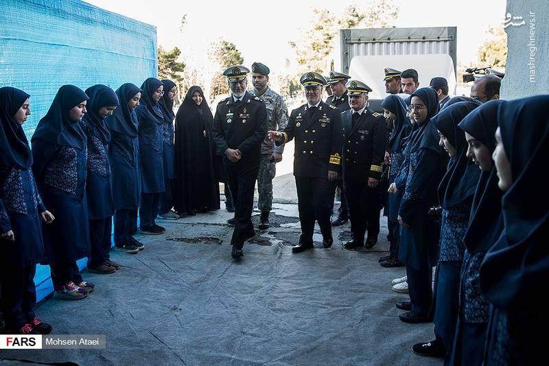 دستاورد های جدید نیروی دریایی ارتش (26)