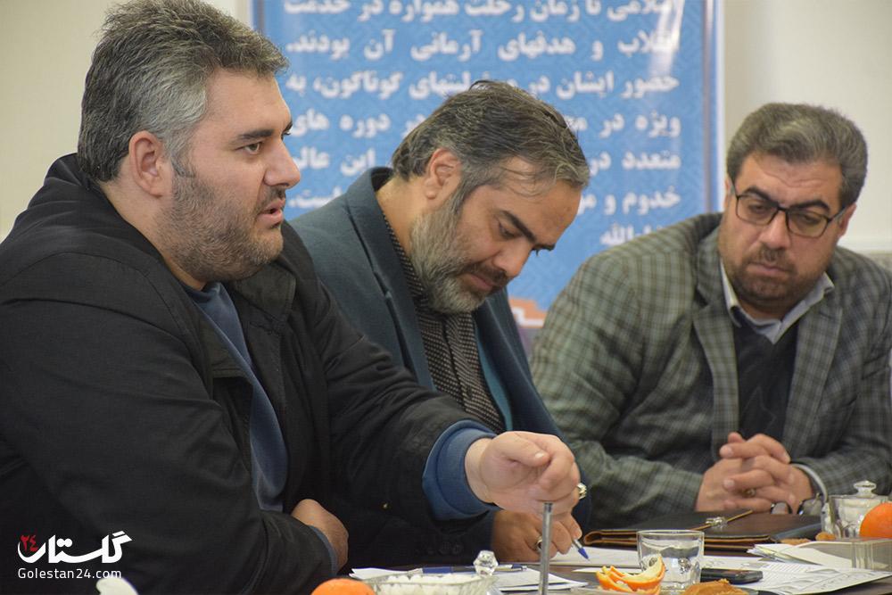 تشکیل هیات اندیشه ورزی گام دوم انقلاب در گرگان (8)