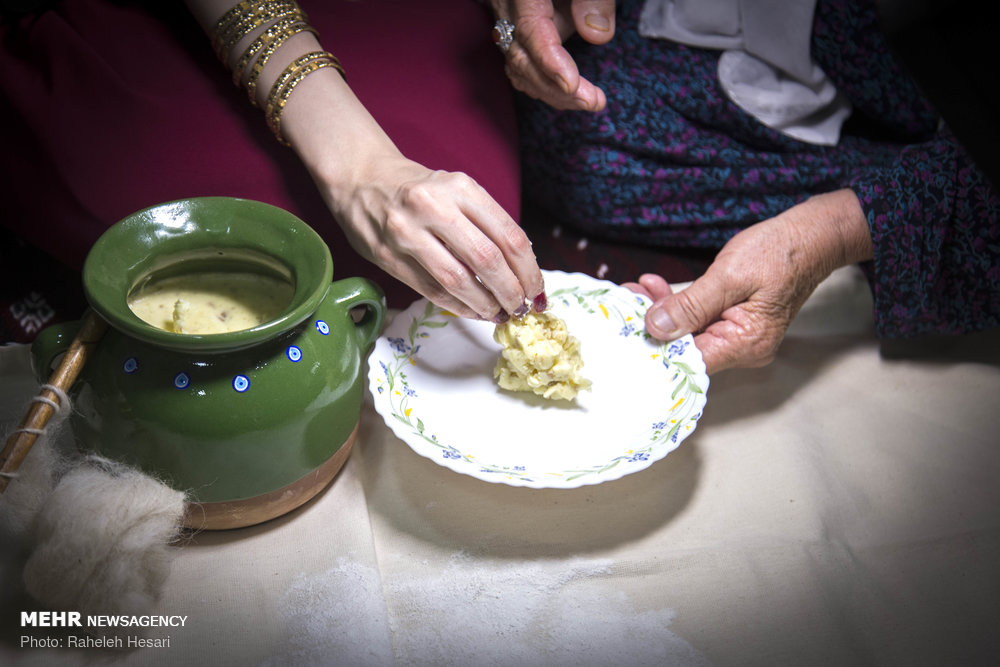 عروسی ترکمنها به سبک سنتی