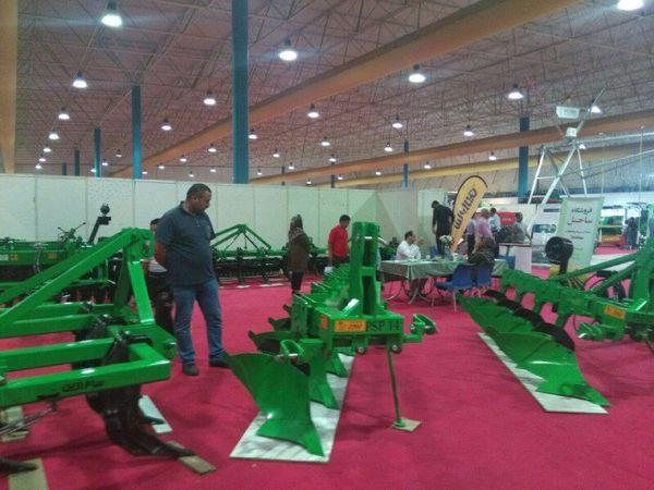 نمایشگاه تخصصی ادوات کشاورزی در گرگان پایان یافت