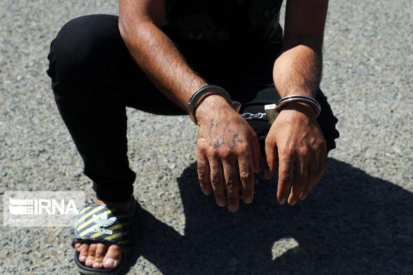 ۷۶ سارق گنبدی در تعطیلات نوروز دستگیر شدند