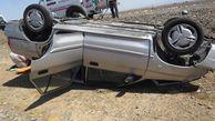 مرگ راننده پراید در  حادثه رانندگی محور گنبدکاووس به مینودشت