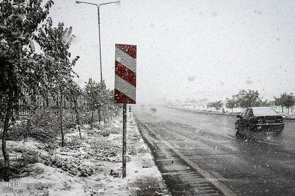 بارش ۱۲۱ سانتی متری برف درارتفاعات گلستان