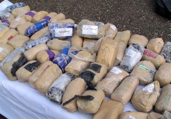 کشف مواد افیونی در علی آبادکتول