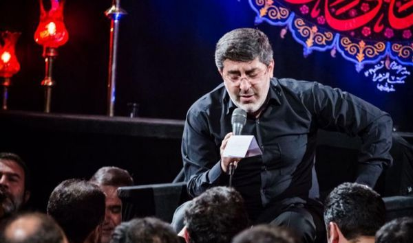 دانلود روضه محمدرضا طاهری برای شهدای آتشنشان