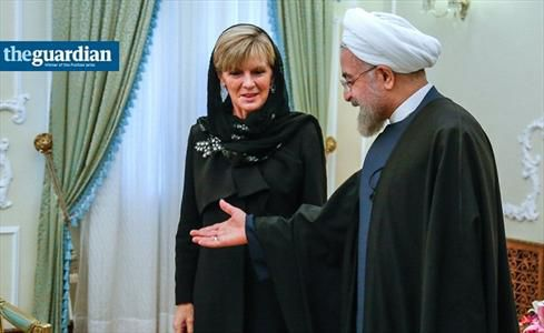 خشم تندروها از حجاب خانم وزیر/ باید حجاب را برمیداشت!