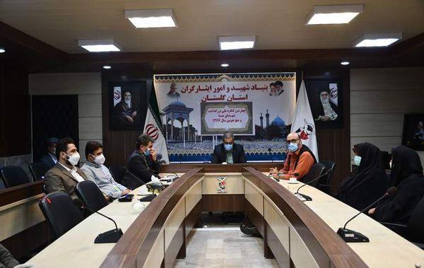 برگزاری همایش لالههای سفید در استان گلستان