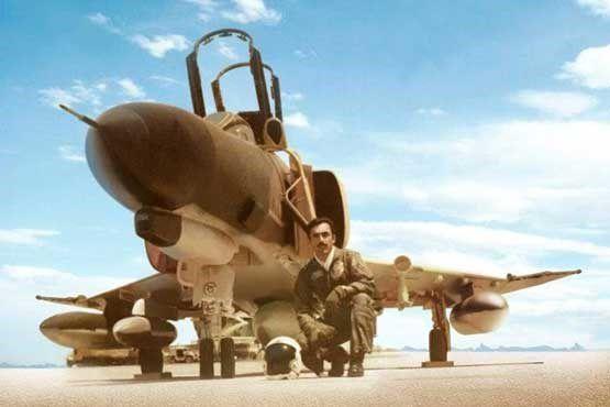 اولین خلبان شهید جنگ تحمیلی که بود؟