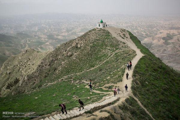 تکمیل زیرساخت های منطقه گردشگری خالد نبی