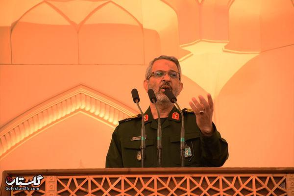 راهبرد و هدف آمریکایی ها براندازی نظام مقدس جمهوری اسلامی است