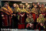 گسترش نفوذ فرهنگ غرب در پوشش زنان ترکمن