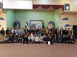 مراسم اختتامیه هفتمین دوره نمایشگاه های مدرسه انقلاب