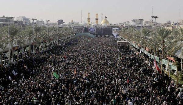 درس زوار اربعین حسینی به حامیان تروریسم