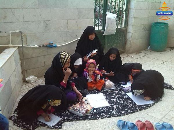 فعالیت جهادی دانشجویان گنبدی در روزهای تعطیل عید/تصاویر