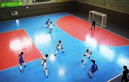 مسابقات لیگ فوتسال نوجوانان باشگاههای استان گلستان