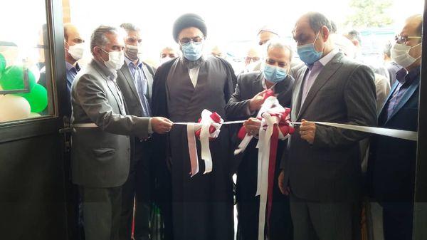 مدرسه ۱۰ کلاسه امام رضا(ع) در آق قلا به بهرهبرداری رسید