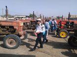 شماره گذاری ۱۸هزار وسیله نقلیه کشاورزی/۶ مرکز تعویض پلاک فعال است