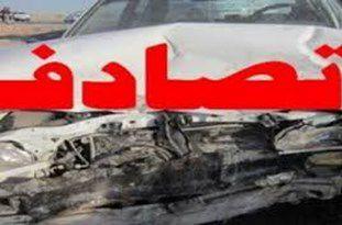 ۲ تصادف منجر به مرگ در گلستان رخ داد