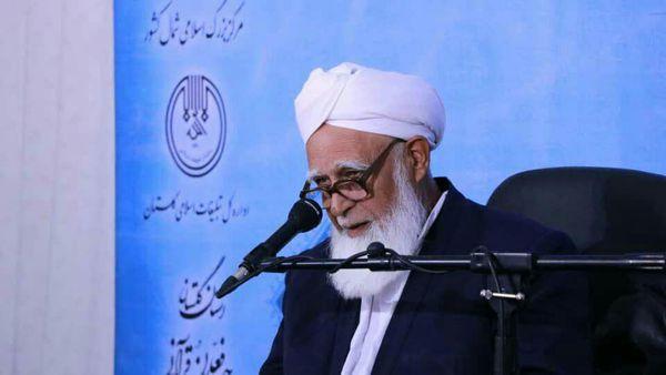 امنیت ایران مرهون خون شهید سلیمانی ها است