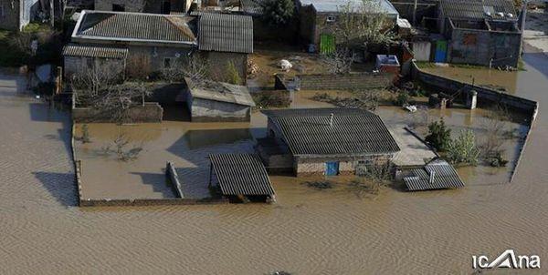 گزارش سیلاب گلستان تا چند روز دیگر تکمیل خواهد شد