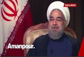 تیزر مصاحبه CNN با روحانی