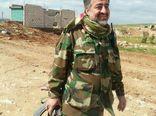 شهادت مدافع حرم مصطفی نبی لو در سوریه + عکس