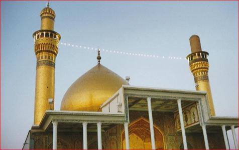 اصابت چند خمپاره به حرم امام علی النقی (ع) در سامرا