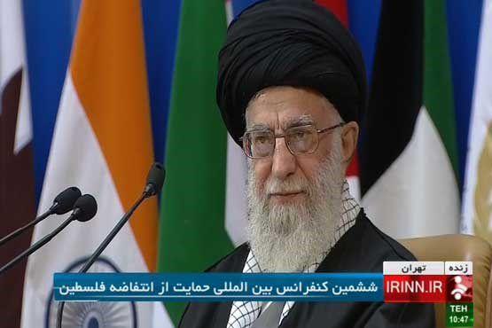 پخش زنده سخنرانی رهبرانقلاب در اینستاگرام + عکس