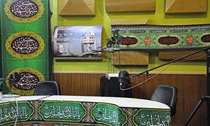 برنامه «محرم در جبهه» از رادیو گلستان پخش میشود