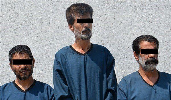 اعدام رهبران باند «خون آشام شمال»