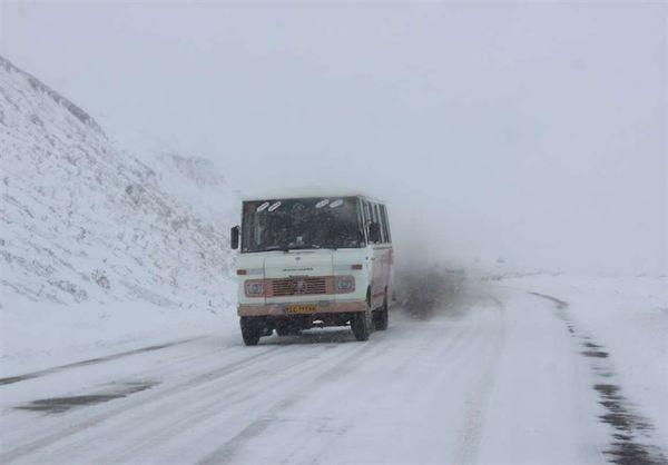 هواشناسی ایران ۹۸/۱۱/۴ هشدار کولاک برف و بهمن در برخی استانها