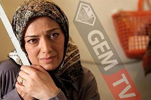 عکس کشف حجاب پردیس افکاری با حضور در شبکه جم