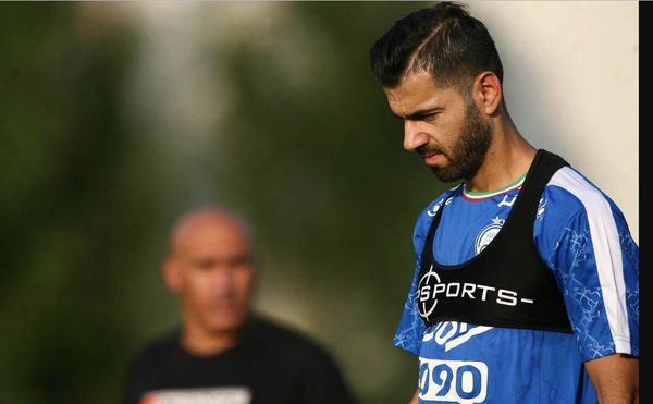 عکس/ گران ترین بازیکن استقلال در لیگ هفدهم
