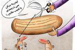 قیمت نان بربری در گرگان به 750 تومان رسید