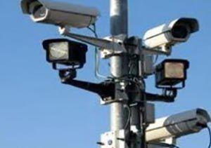 استقرار ۲۸ دوربین برای پایش تخلفات رانندگی درگنبدکاووس