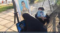 فیلم/گریههای سوزناک خانواده شهدای حادثه تروریستی اهواز