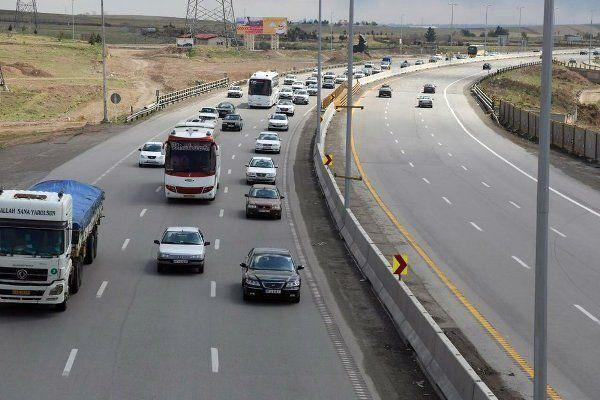 محدودیت ترافیکی جادههای گلستان ویژه تعطیلات نوروز