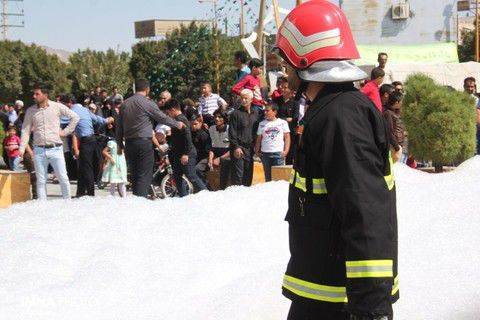 تاسیس مرکز آموزش شهروندی آتشنشانی گرگان