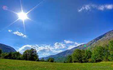 استقرار هوای پایدار در گلستان/احتمال بارش های پراکنده در ارتفاعات