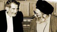 فیلم/ اولین دیدار رهبر انقلاب و شهریار